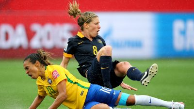 Brasil se candidata a sede da Copa do Mundo Feminina da Fifa de 2023