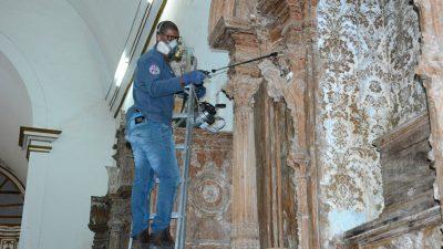 Itaboraí recebe obras de Conservação do Patrimônio Histórico