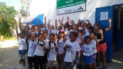 Prefeitura de Tanguá promove práticas esportivas entre alunos da rede municipal através de projeto