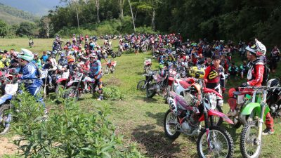 Trilhão de Lavras reuniu mais de mil participantes no último domingo (6) em Rio Bonito