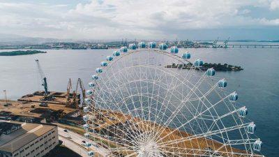 O que saber antes de visitar a RioStar, nova roda-gigante do Rio de Janeiro inspirada em atração de Londres